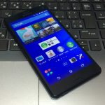 Xperia Z3 Compact(SO-02G)にタッチ切れ発生!隠しコマンドで症状を確認する方法