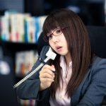 電話が怖い!新入社員の頃、電話応対に慣れるまでが苦痛だった