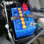 【ラパン】車のバッテリー交換を自分でしてみた。必要なもの・手順を解説【HE21S】